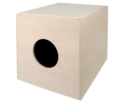 Wooden Feely Box