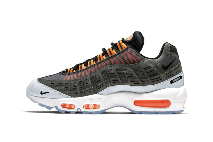 "Kim Jones and Nike Reunite for Collaborative Air Max 95 ""Total Orange"""