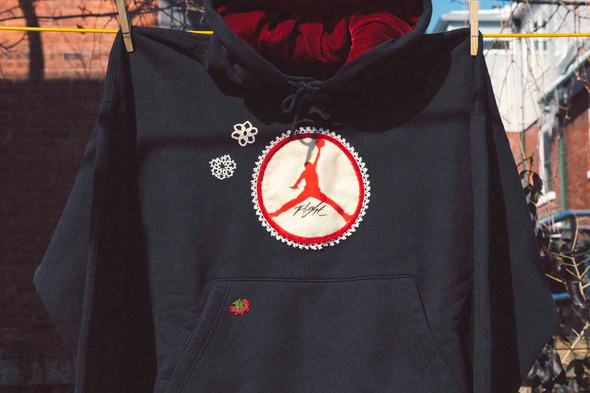 Jordan Brand Connects With bentgablenits for Custom WNBA Athlete Sweatsuits Toronto