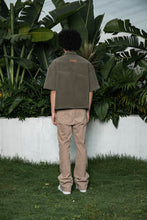 Load image into Gallery viewer, Flare Pants Khaki