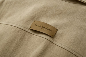 Short-sleeved Shirt Khaki