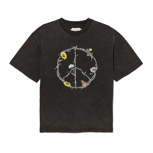 Iron Peace T-Shirt - Black