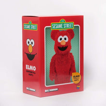 Load image into Gallery viewer, Bearbrick Elmo Sesame Street 400%