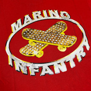 DMC x Marino Infantry Tee Red