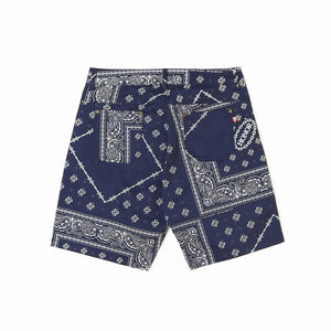 Bandana Shorts Navy