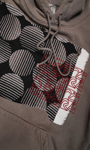 Load image into Gallery viewer, Embroidery Hoodie Brown