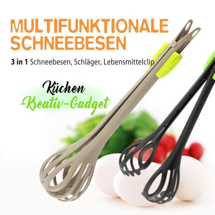 Frohland™ Multifunktionale Schneebesen 3-in-1