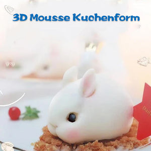 Frohland™ 3D Mousse Pudding Eis Backform