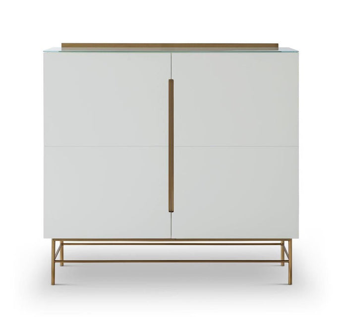 Gillmore ALBERTO TWO DOOR HIGH SIDEBOARD - kudo Lounge