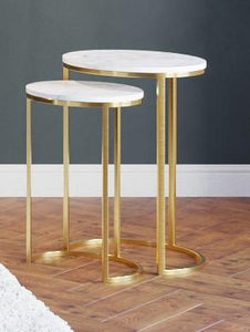 Distinction Furniture Set Of 2 Talora Side Tables