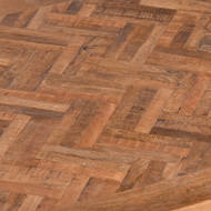 Load image into Gallery viewer, Hills Hoxton Coffee Table Acacia Handcrafted Wood With Parquet Top - kudo Lounge