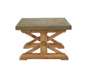 Premier Housewares Pompeii Wooden Coffee Table