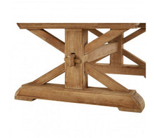 Load image into Gallery viewer, Premier Housewares Pompeii Wooden Coffee Table