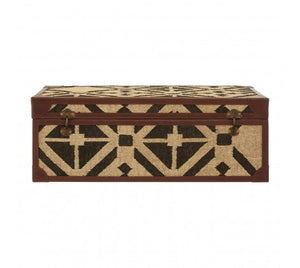 Premier Housewares Coffee Table Trunk