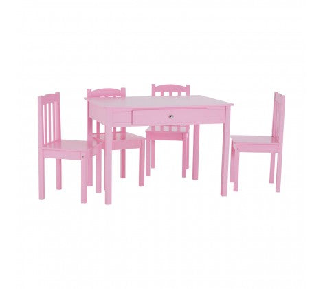 Premier Housewares Kids Table And Chair Set