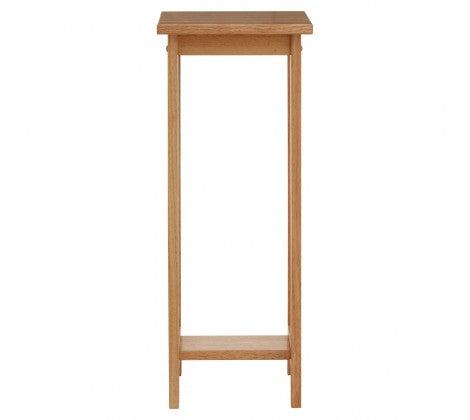 Premier Housewares Natural Square Plant Stand