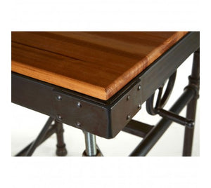 Premier Housewares New Foundry Dining Table