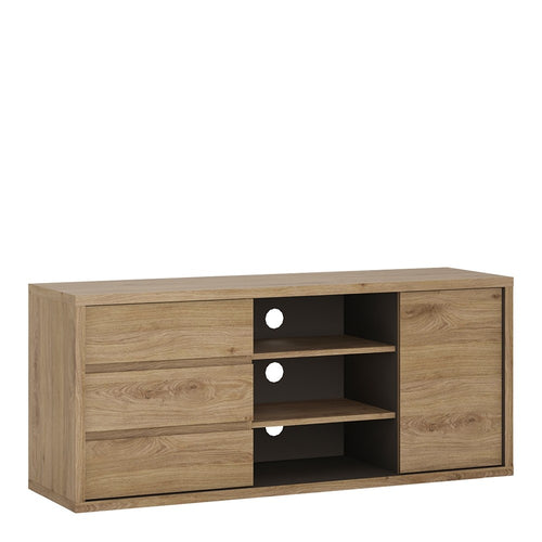 Furniture To Go Shetland 1 Door 3 drawer TV cabinet