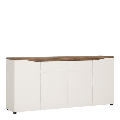 Furniture To Go Toledo 4 door 2 drawer sideboard