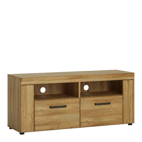 Furniture To GoCortina 2 drawer TV cabinet in Grandson Oak