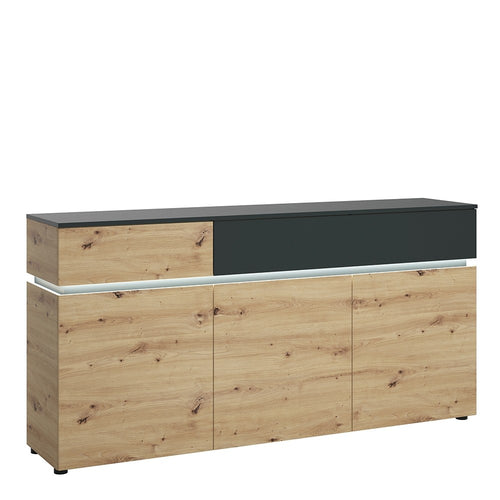 Furniture To Go Luci 3 door 2 drawer sideboard