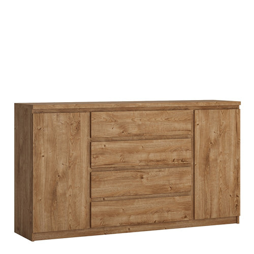 Furniture To Go Fribo 2 door 4 drawer wide sideboard