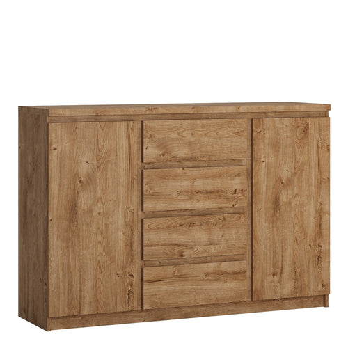 Furniture To Go Fribo 2 door 4 drawer Sideboard