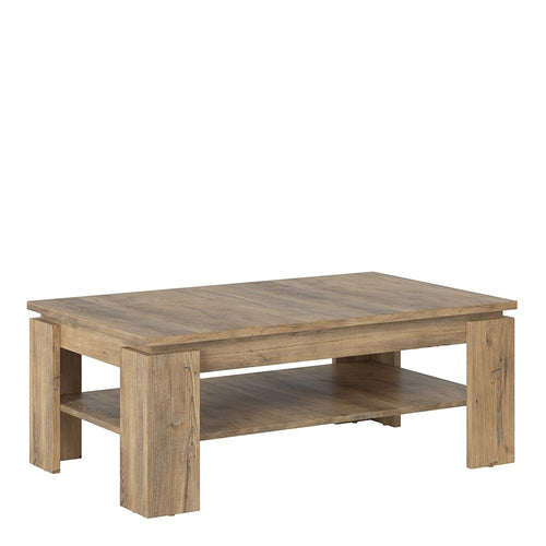 Furniture To Go Rapallo Large coffee table in Chestnut and Matera Grey