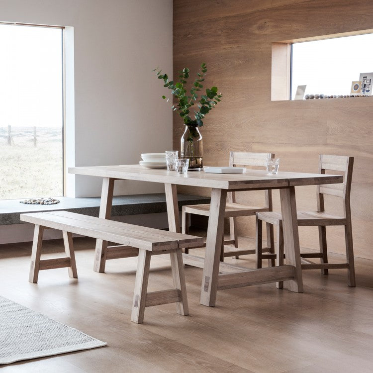 Gallery Direct Kielder Dining Table - kudo Lounge