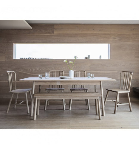 Gallery Direct Wycombe Extending Dining Table - kudo Lounge