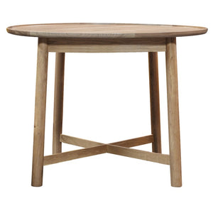 Gallery Direct Kingham Round Dining Table - kudo Lounge