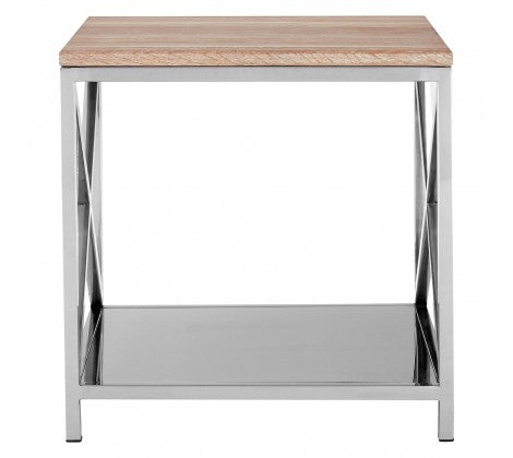 Premier Housewares Chiswick Lamp Table