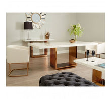 Load image into Gallery viewer, Premier Housewares Moda Dining Table