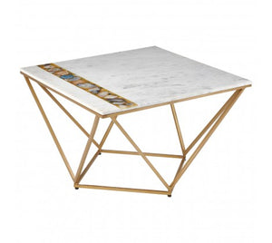 Premier Housewares Vizzini Square Coffee Table