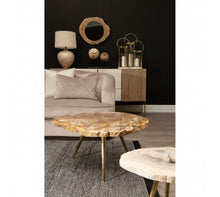 Load image into Gallery viewer, Premier Housewares Relic Petrified Wood Coffee Table