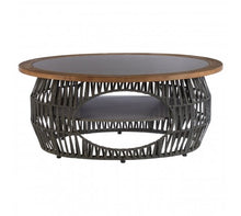 Load image into Gallery viewer, Premier Housewares Opus Grey Coffee Table