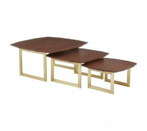 Premier Housewares Villi 3 Nesting Tables