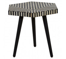 Load image into Gallery viewer, Premier Housewares Boho Hexagonal Side Table