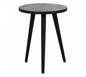 Premier Housewares Boho Angular Legs Side Table