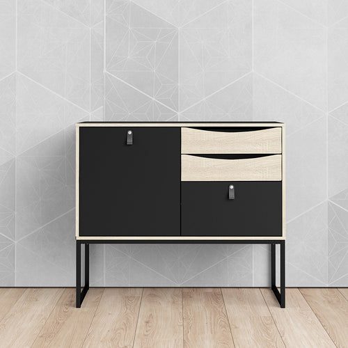 Furniture To Go Stubbe Sideboard with 1 door + 3 drawers