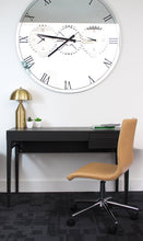 Load image into Gallery viewer, Distinction Furniture Elsa Desk - Black Oak