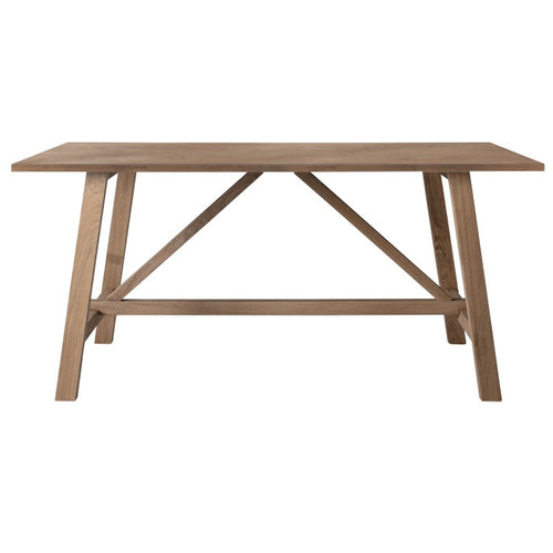 Gallery Direct Clapham Dining Table Oak - kudo Lounge