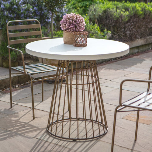 Gallery Direct Greenwich Bistro Table - kudo Lounge