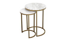 Load image into Gallery viewer, Distinction Furniture Set Of 2 Talora Side Tables
