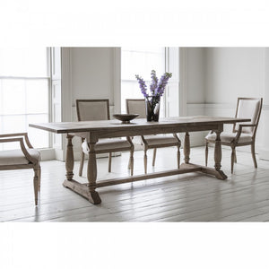 Gallery Direct Mustique Extending Dining Table - kudo Lounge