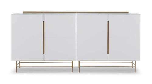 Gillmore ALBERTO FOUR DOOR HIGH SIDEBOARD - kudo Lounge