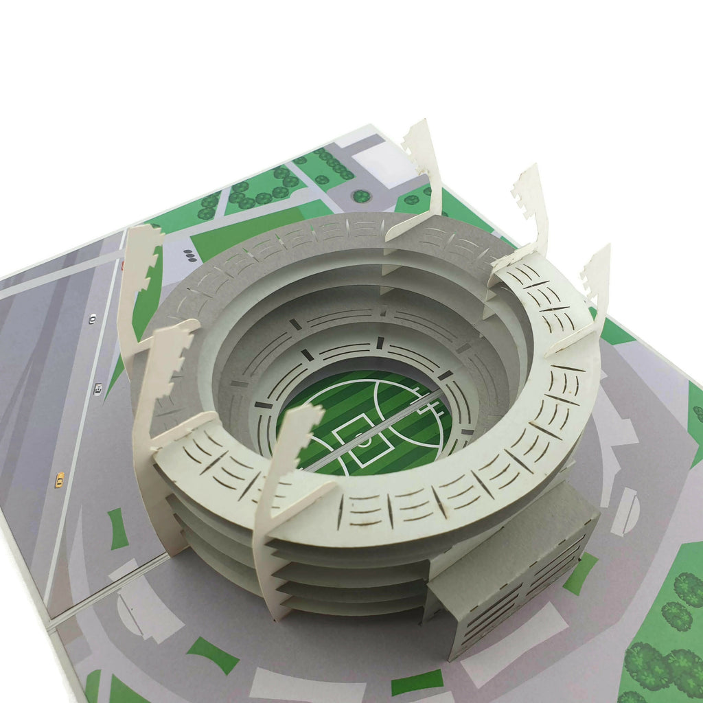 Melbourne Cricket Ground (MCG) 3d Pop Up Card