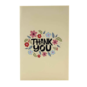 AwesomeFlowerThankYou3dPopUpGreetingCard_Cover
