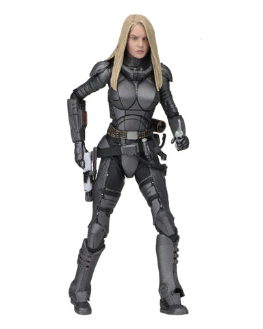 "NECA Valerian and the City of a Thousand Planets, 9"" LAURELINE"