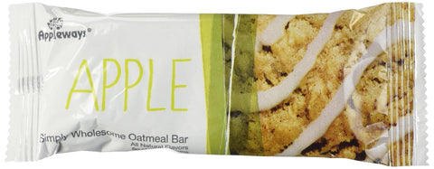 Appleways Soft Oatmeal Bars - 1.2 oz (Apple)